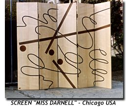 "Screen ""Miss Darnell"""